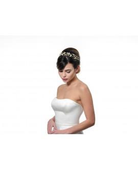 Poirier Haarband Bruid BB-657 Goud