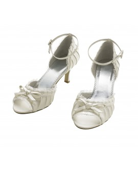G.Westerleigh Bridal Shoes Lilly-Ivory-38-tweedekans