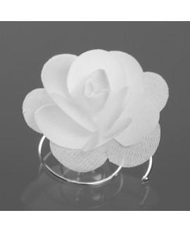 Curlies met bloem
