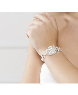 Armband met kristallen BBCN21