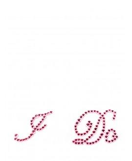 I DO sticker roze