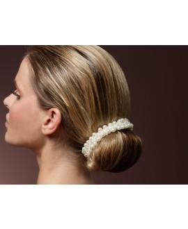 Haarband met parels BB-8779 Poirier