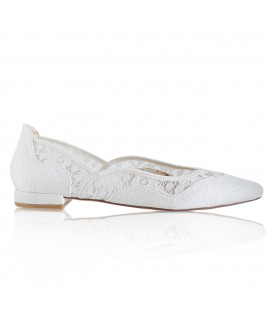 The Perfect Bridal Company Bruidsschoenen Primrose