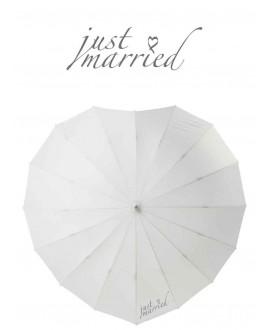 Hartvormige paraplu, Poirier