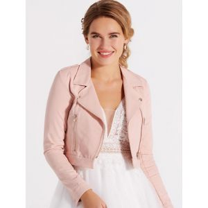 LILLY 09-785-LR zacht roze Bruidsjasje