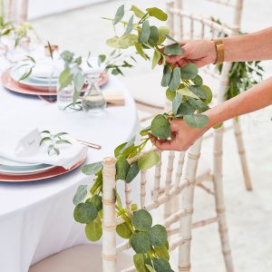Ginger Ray BR-307 Botanical Wedding Eucalyptus Slinger