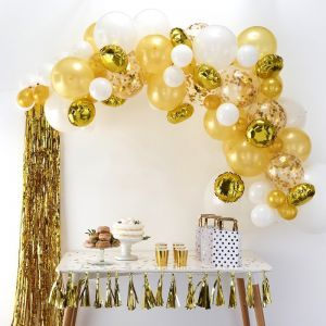 Ballonnenboog goud BA-303 | Ginger Ray