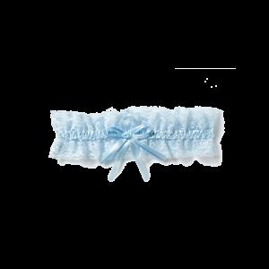 Poirier KB-55 Kousenband Blauw